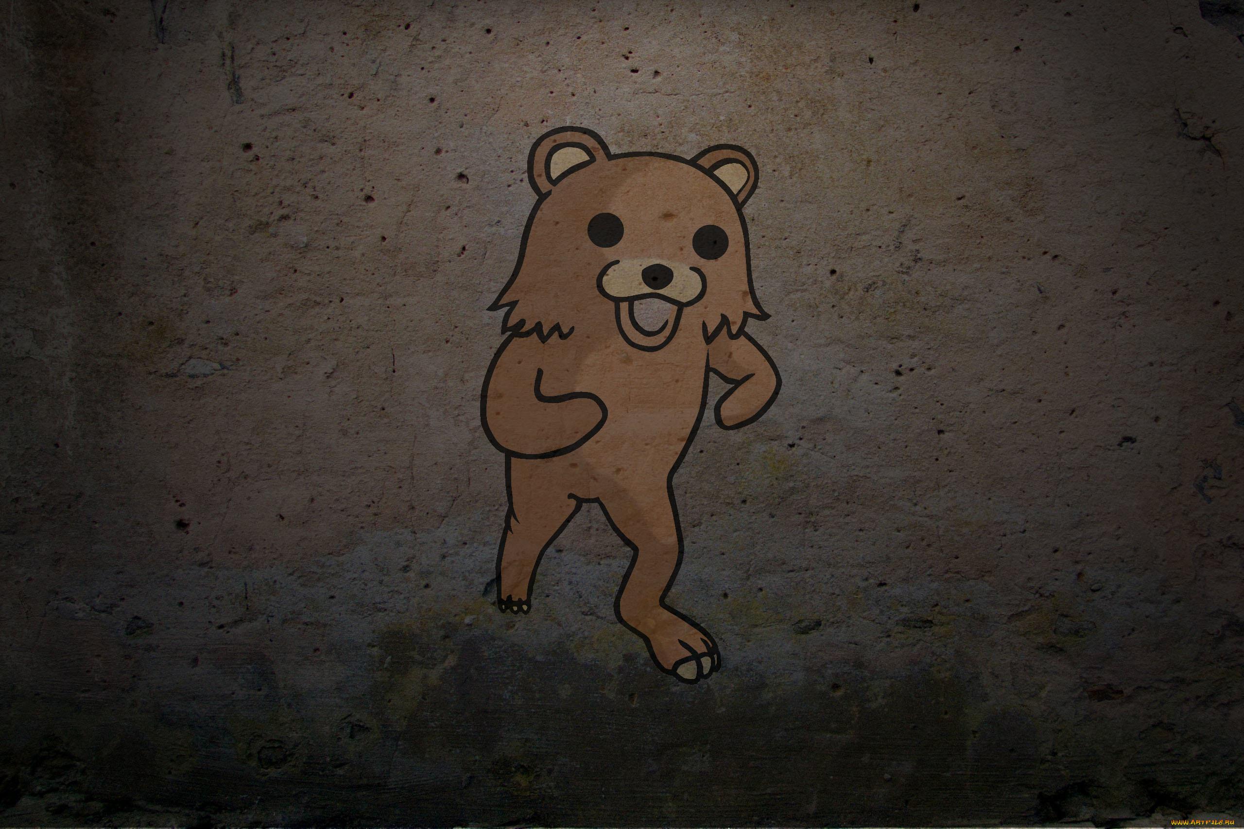 Медведь картинка минимализм фильме